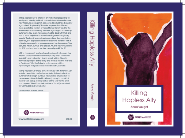 cover of killing helpless ally