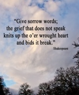Give-Sorrow-Words-Shakespeare-Sad-Quote